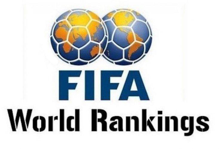 Top 20 FIFA World Ranking